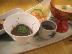 おまかせ料理 10,800円 日本料理 宴会 浜松市