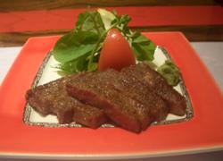 和牛のステーキ  3,780円 和食 日本料理 浜松市
